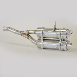 Глушитель для квадроцикла BRP Outlander 500/570/650/800/1000 G2 DUAL