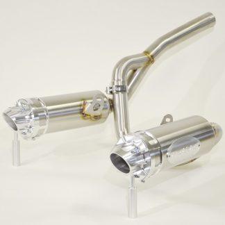 Глушитель для квадроцикла Can-am Outlander 500/650/800/1000 G2 DUAL SxS
