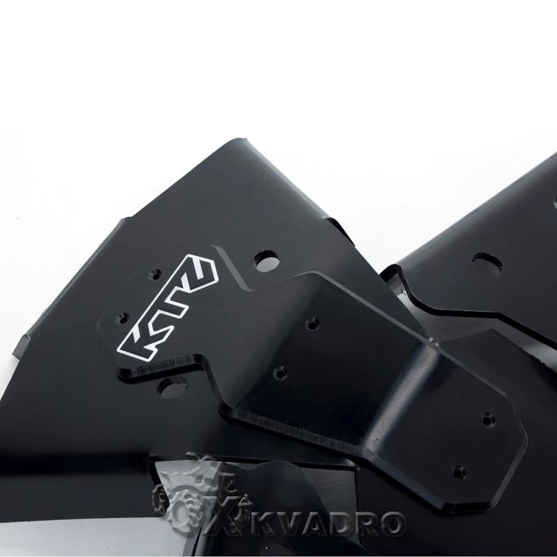 Can-am Outlander 500/ 650/ 800 G1 — защита днища для квадроцикла