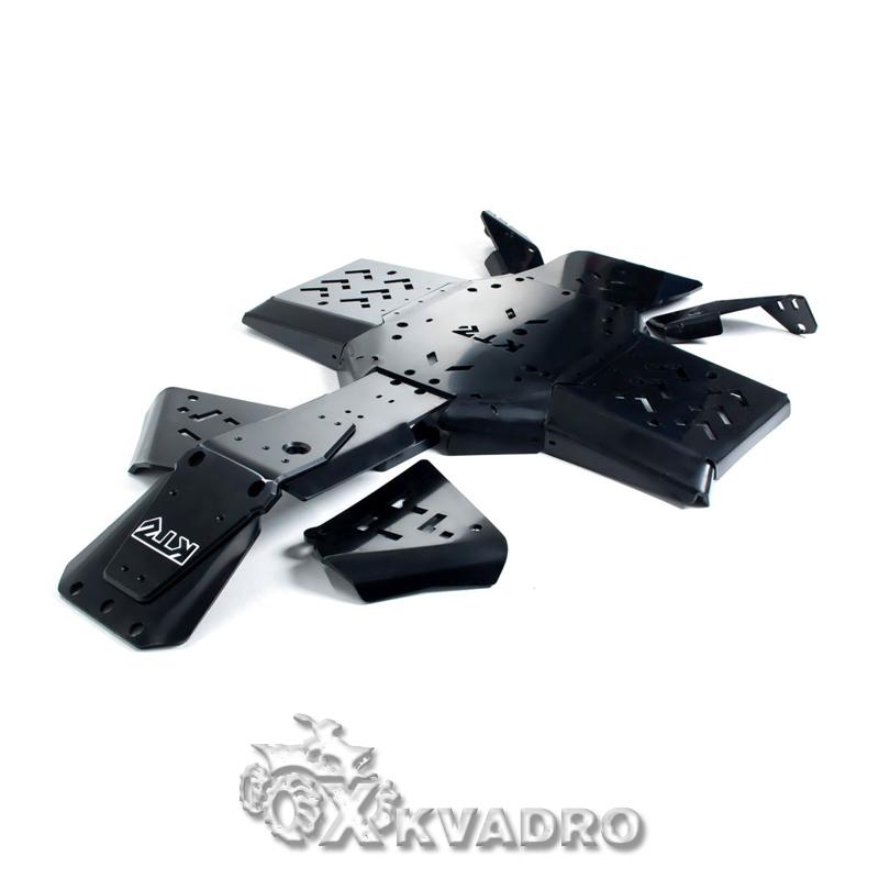 Can-am Outlander 570/ 650/ 850/1000 G2 ( до 2019 г.в.) — защита днища для квадроцикла