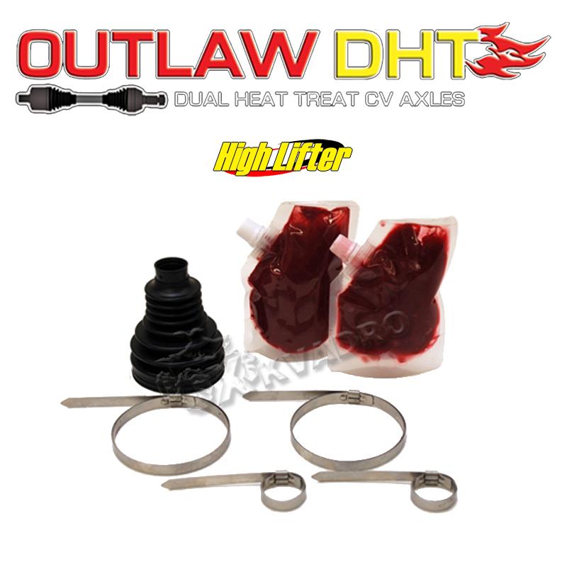 High Lifter Outlaw DHT пыльник Polaris/Can-am
