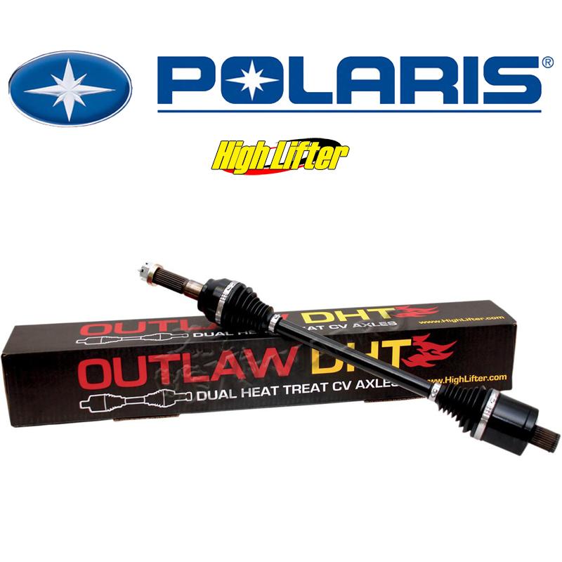 Polaris RZR 800 S /  800 S 4 (09-13)  - задний привод для квадроцикла