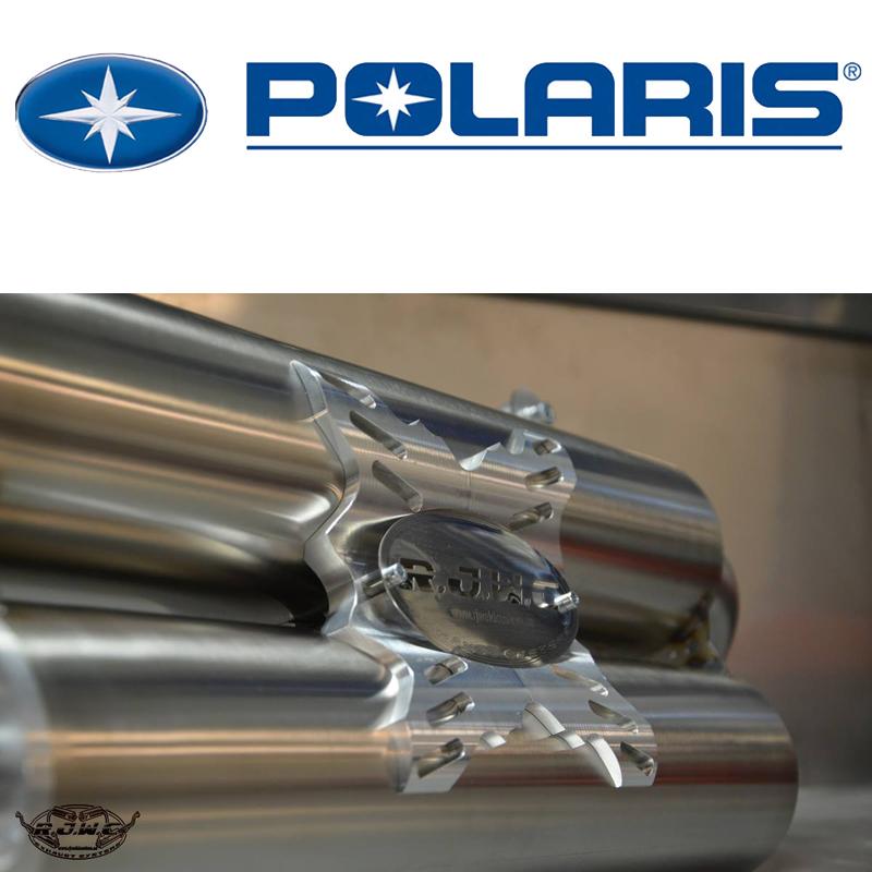Полная система выпуска RJWC для Polaris RZR 1000 High Lifter  (2014 г.в.-н.в.)