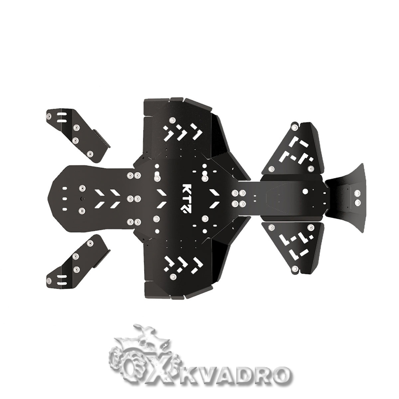 Can-am Renegade G2 (до 2019 г.в.) — защита днища для квадроцикла
