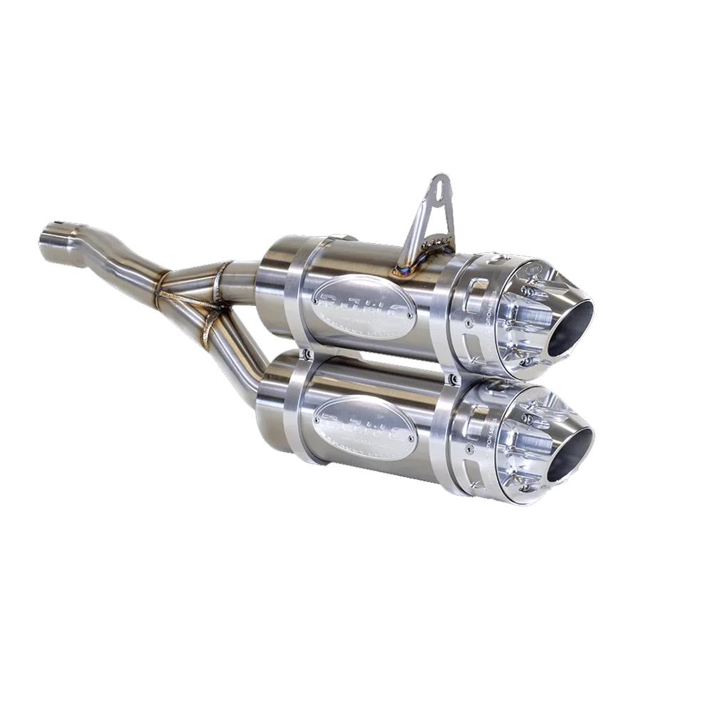 Глушитель квадроцикла BRP Outlander G2