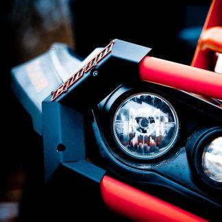 Клыки бампера BRP Outlander G2 (без покраски)