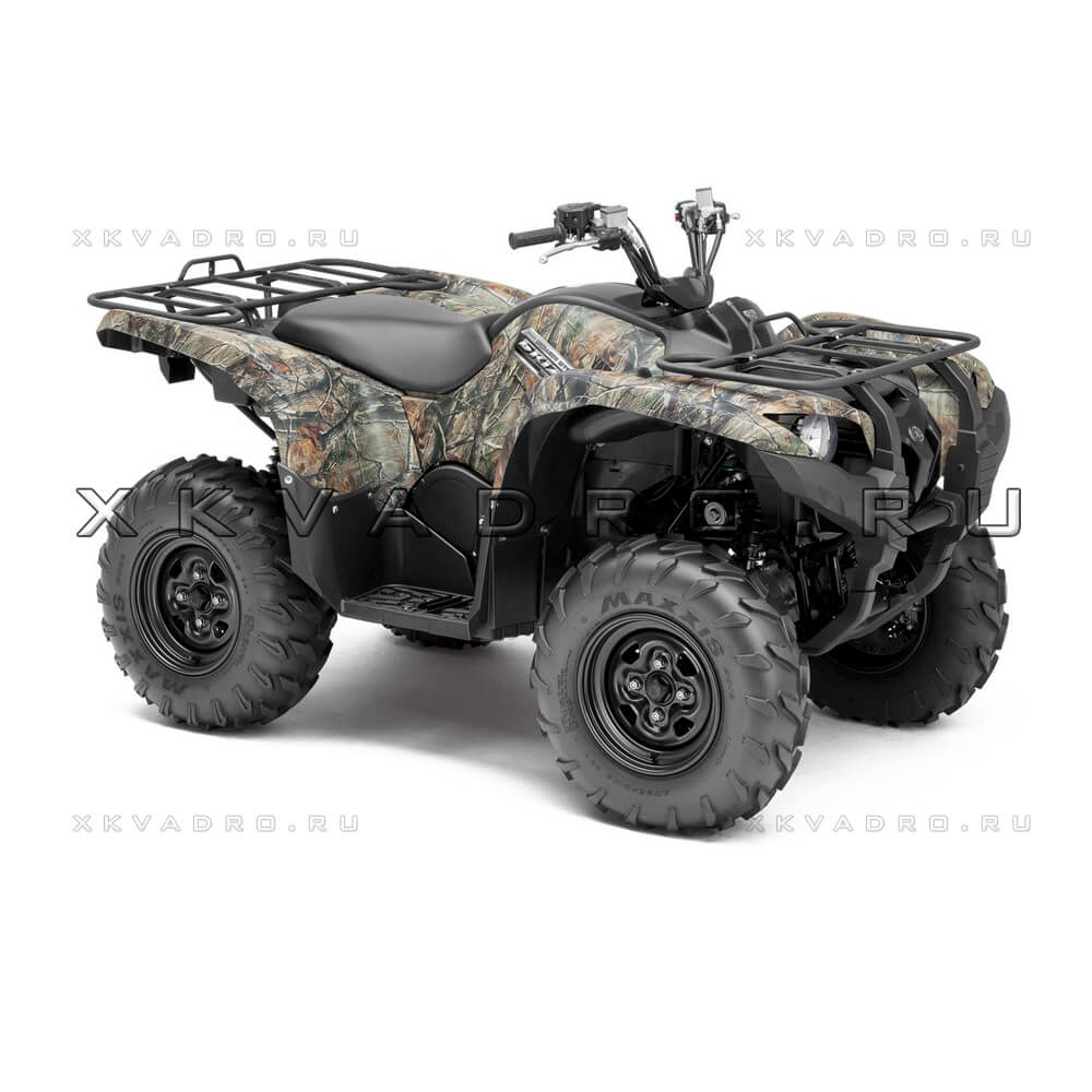 Yamaha Grizzly 550 - лифт комплект 2 дюйма для квадроцикла (до 2016 г.в.)