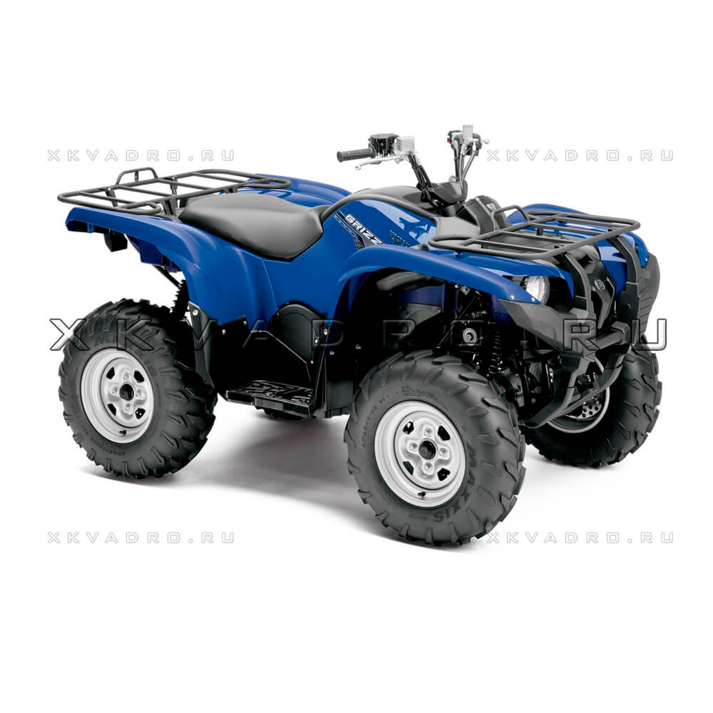 Yamaha Grizzly 700 - лифт комплект 2 дюйма для квадроцикла (до 2016 г.в.)
