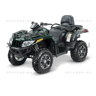 Arctic Cat TRV 500 / 550 / 700  — защита днища для квадроцикла
