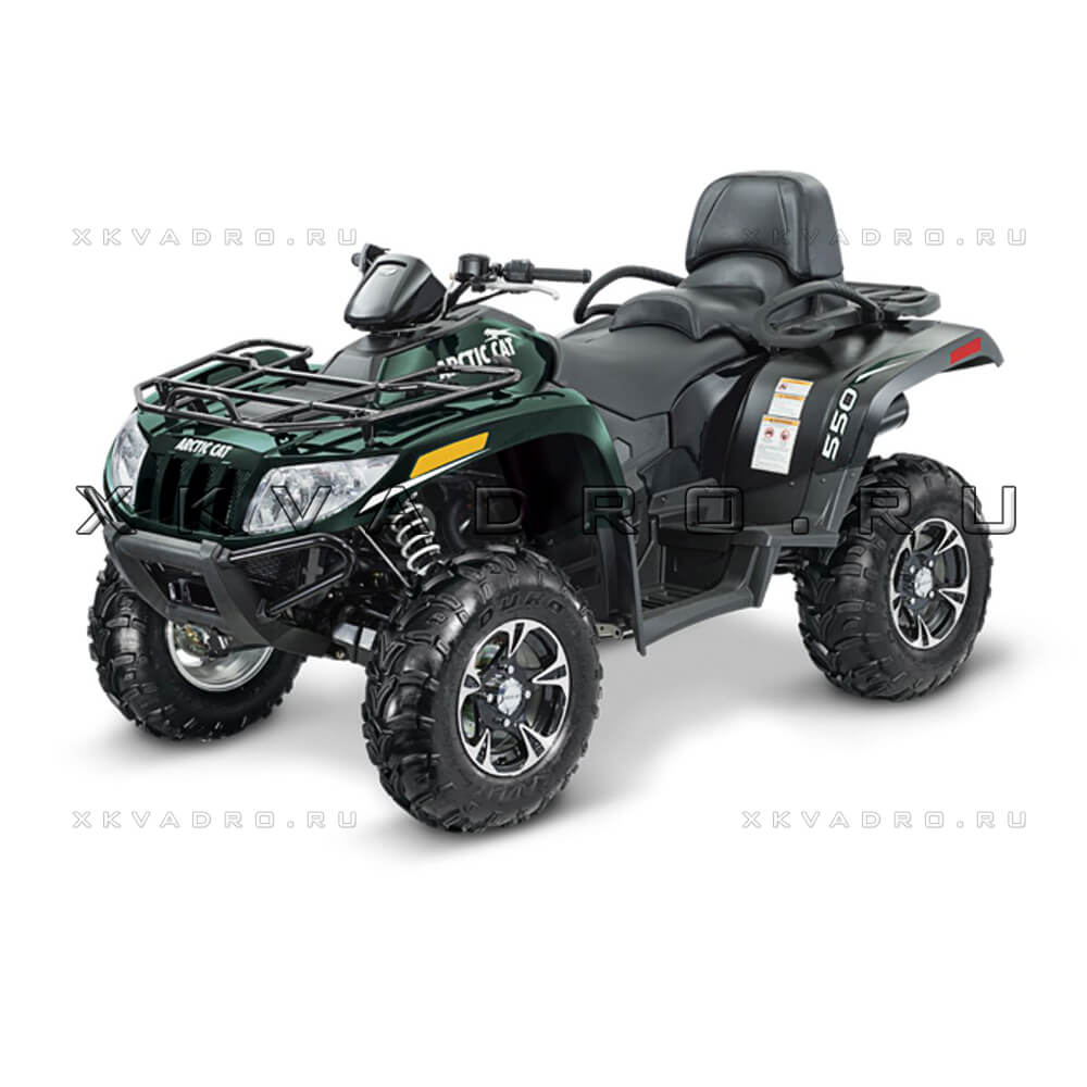Arctic Cat TRV 500 / 550 / 700  - защита днища для квадроцикла